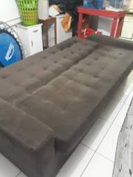 Vende-se sofá-cama 3 lugares