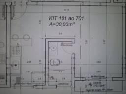 Kit Net com garagem