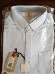Camisa Manga Longa Timberland P ou TNG M