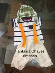 Fantasia Chaves bebê comprar usado  Belo Horizonte