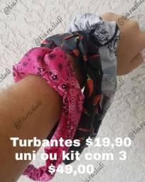 Faixa turbante comprar usado  São Bernardo do Campo