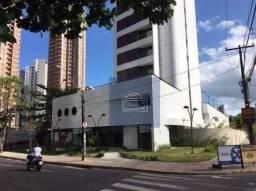 Apartamento com 1 dormitório para alugar, 35 m² por R$ 2.000,00/mês - Boa Viagem - Recife/
