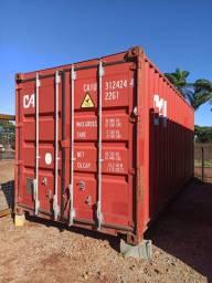 Venda e locação de containers