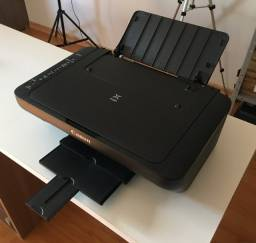 Impressora Canon Pixma Mg3010 Multifuncional Com Wifi