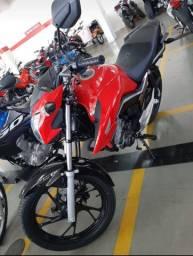 Moto Honda Fan 160 Entrada a partir de 200,00