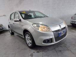 Renault Sandero 2012 Exp. 1.6 Completo + GNV