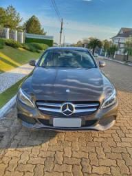 Mercedes c180 avantgarde 2017