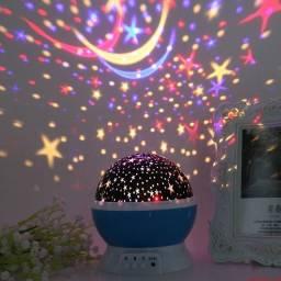 Luminárias algumas  com música