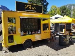 Lindo Beer Truck com Camara Fria