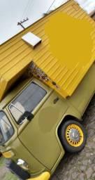 Kombi food truck ou lazer
