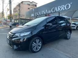 Honda fit ex 2015 aut segundo dono bem cuidado
