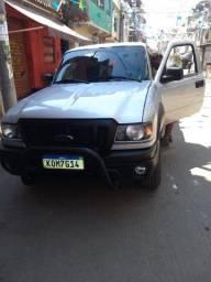 Ranger turbo diesel 4x4  cab dupla Troco por caminhão  ou caminhonete strada
