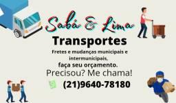 Fretes ,transportes e mudanças