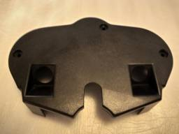 Capa inferior do painel YES 125
