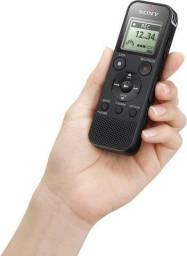Gravador De Voz Digital Sony Icd-Px470 com Usb Incorporado
