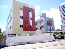 Apartamento como 02 dois quartos sendo uma suíte em Manaíra