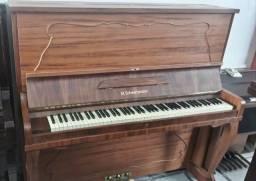 Piano M. Schwartzmann Encerado. Com Garantia.