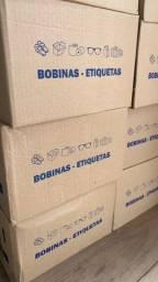 Título do anúncio: Bobina térmica e etiquetas de balança