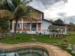 Título do anúncio: Sobrado com 5 dormitórios à venda, 380 m² por R$ 1.000.000,00 - Centro - Chapada dos Guima