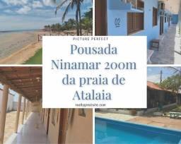 Pousada Ninamar Luís Correia Piauí