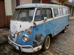 Kombi 1973 vovozinha