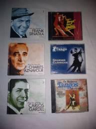6 CDs por  $ 20,00(vinte reais)