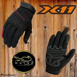 Título do anúncio: Luvas Originais X11 Proteção Pronta Entrega