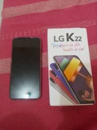 Título do anúncio: LG K 22