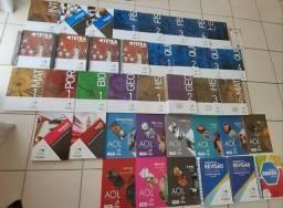 Título do anúncio: Kit de livros Poliedro Edição 2020