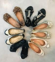 Título do anúncio: sapatilhas semi novas - 25-35 reais cada!