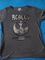 Título do anúncio: Star Wars Camiseta Rebels