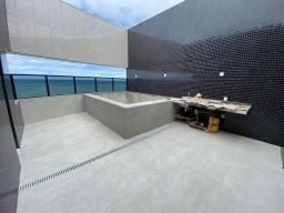 Título do anúncio: Cobertura garden, nascente e com 213m² na Jatiúca