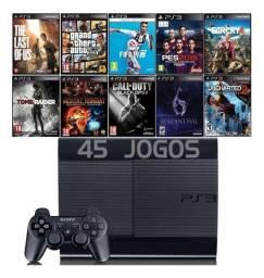 Título do anúncio: PS3 destravado