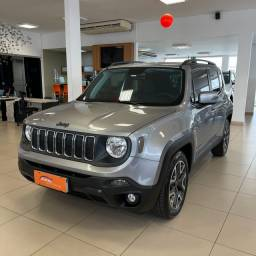 Título do anúncio: Jeep Renegade Sport 1.8 Prata