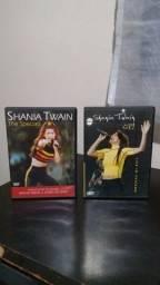 Título do anúncio: Dvd Shania Twain
