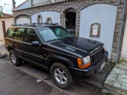 Grand cherokee limited lx 5.9 motor HEMI 30mts GNV