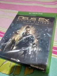 Jogo Xbox One Deus Ex Mankind XBox One S