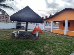 Título do anúncio: Casa com 3 dormitórios para alugar, 220 m² por R$ 500,00/dia - Praia de Barreta - Nísia Fl