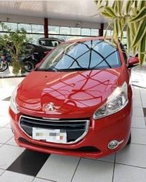 Título do anúncio: Peugeot 208 -653,00/mês!! ou sem entrada!