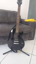 Vendo violão, guitarra, caixa de som e fone