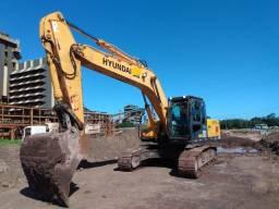 Escavadeira Hyundai JCL 402
