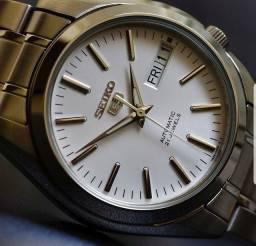 """Relógio automático Seiko Snkl41 """"Baby Grand Seiko"""""""