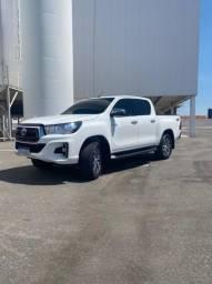 Título do anúncio: Hilux SRV diesel 2020
