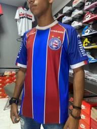 Título do anúncio: Camisa Bahia Padrão Shopping - Importada