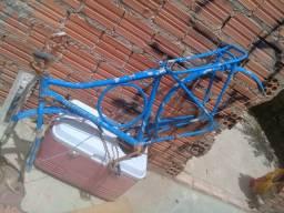 Quadro Original de Bicicleta Monark. R$ 70,00