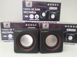 Título do anúncio: Caixa de som multimidia para PC em Maracanaú - Loja