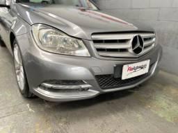 Título do anúncio: Mercedes C 180 CGI 1.8 Clássic Turbo Completa Automático // aceito Troca