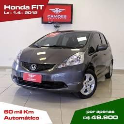 Título do anúncio: Honda FIT LX 1.4 16V FLEX AUT.