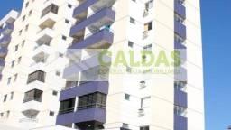 Título do anúncio: Apartamento para venda com 01 quarto no condomínio Paradise - Caldas Novas Goiás-