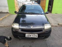 CLIO  HATCH 1.0 8V 2001/2002 GASOLINA